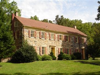 View more information about this historic property for sale in Gilbertsville, Pennsylvania