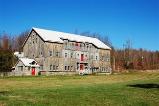 Cristman Barn Ilion New York Historic Homes Property