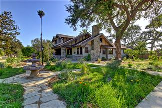 Historic real estate listing for sale in LaVerne, CA