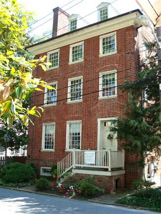 Historic real estate listing for sale in Chestertown, MD
