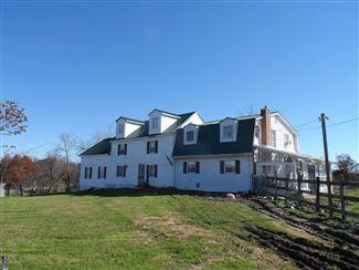Scenic Farm With 96 Acres, Gettysburg, Pennsylvania