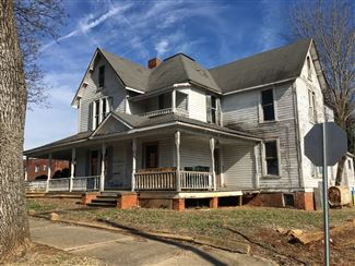 Historic real estate listing for sale in Wilkesboro, NC