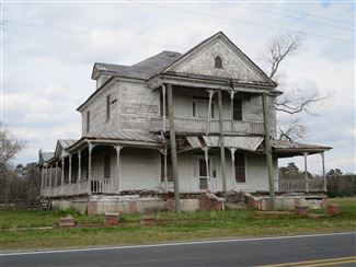 Historic real estate listing for sale in Wallace, NC