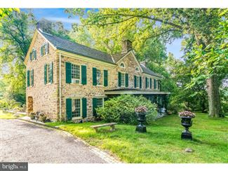 Historic real estate listing for sale in Ambler, PA