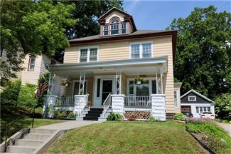 Historic real estate listing for sale in Jamestown, NY
