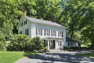 Historic real estate listing for sale in Chester, NJ