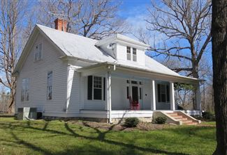 Perry House, Louisburg, North Carolina - Historic Homes