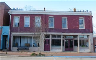 Historic real estate listing for sale in Warrenton, NC