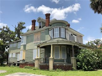 Historic real estate listing for sale in Brunswick, GA