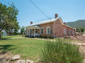 Historic real estate listing for sale in Lincoln, NM