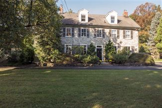 Historic real estate listing for sale in Glenside, PA