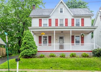 Historic real estate listing for sale in Bloomsbury Boro, NJ