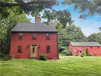 Historic real estate listing for sale in Durham, CT
