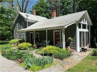 Historic real estate listing for sale in Haddam, CT