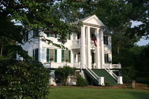Historic real estate listing for sale in Washington, GA
