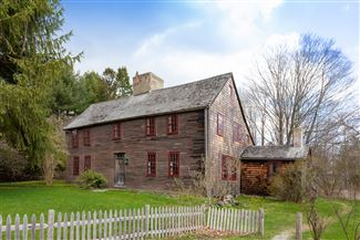 Historic real estate listing for sale in Newbury, MA