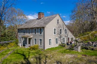 Historic real estate listing for sale in Sharon, CT
