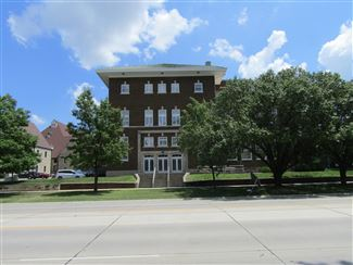 Historic real estate listing for sale in Topeka, KS
