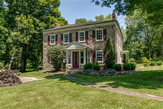 Historic real estate listing for sale in Lebanon Township, NJ