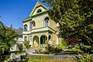 Historic real estate listing for sale in Astoria, OR