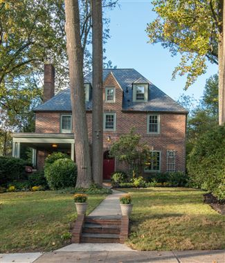 Historic real estate listing for sale in Wyncote, PA