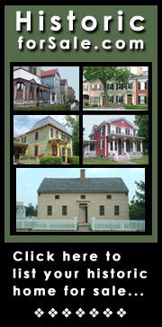 Historic Homes And Real Estate For Sale Featured Preservation
